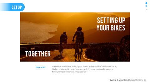 산악 자전거 파워포인트 프레젠테이션 디자인_30
