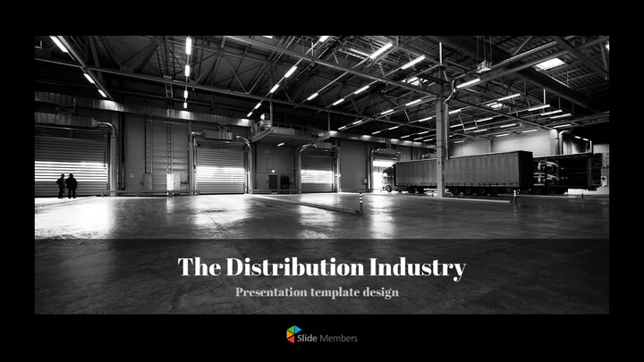 The Distribution Industry PowerPoint Presentation Slides_01