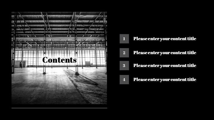 유통 산업 파워포인트 프레젠테이션 슬라이드_02