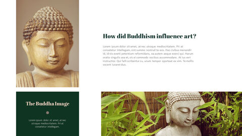 Buddhism and Temple PPT Templates Design_04
