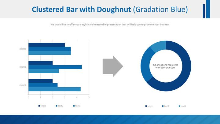 도넛이있는 클러스터 <span class=\'highlight\'>바</span> (그라데이션 블루)_01