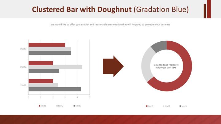 도넛이있는 클러스터 <span class=\'highlight\'>바</span> (그라데이션 블루)_02