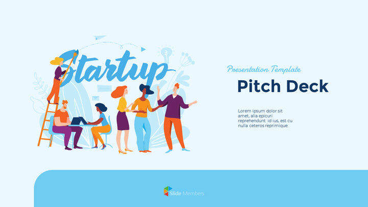 Startup Business Design Pitch Deck PPT Theme_01