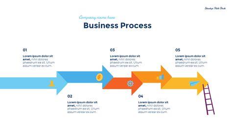 스타트업 비즈니스 디자인 피치덱 PPT 테마 슬라이드_07