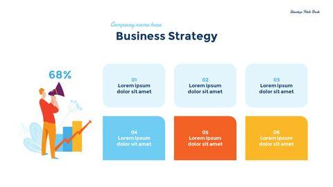 스타트업 비즈니스 디자인 피치덱 PPT 테마 슬라이드_11