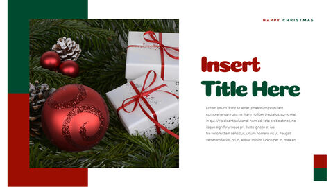 Christmas Present PowerPoint Business Templates_02