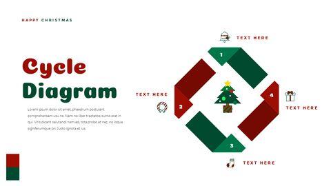크리스마스 선물 파워포인트 비즈니스 템플릿_25