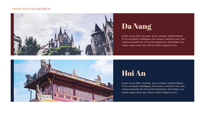Da Nang & Hoi An Business plan Templates PPT_02