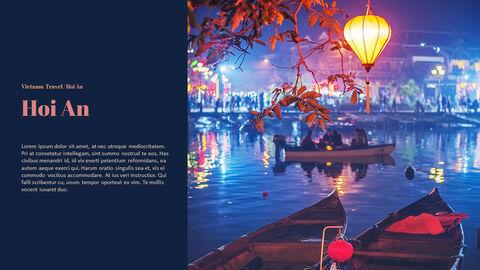 다낭 & 호이안 베트남 비즈니스 사업 템플릿 PPT_14