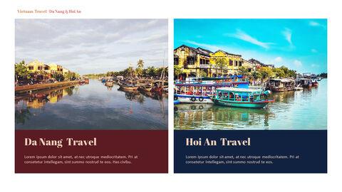 다낭 & 호이안 베트남 비즈니스 사업 템플릿 PPT_24