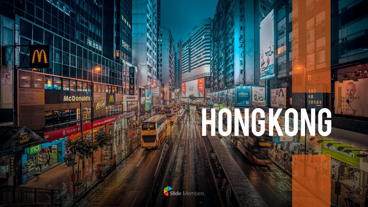 Hongkong Best Business Powerpoint Templates