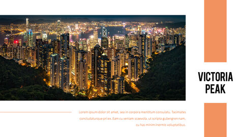 홍콩 베스트 비즈니스 파워포인트 템플릿_22