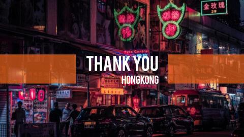 홍콩 베스트 비즈니스 파워포인트 템플릿_39