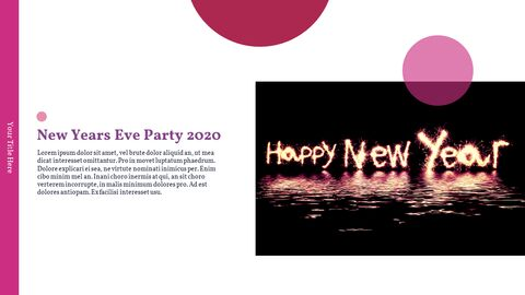 Love 2020 프레젠테이션용 PowerPoint 템플릿_03