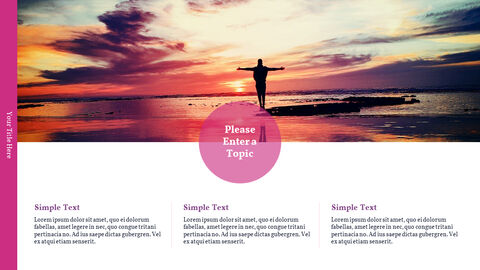 Love 2020 프레젠테이션용 PowerPoint 템플릿_16