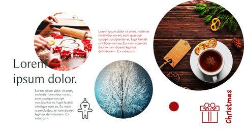 메리 크리스마스 간단한 디자인 템플릿_15