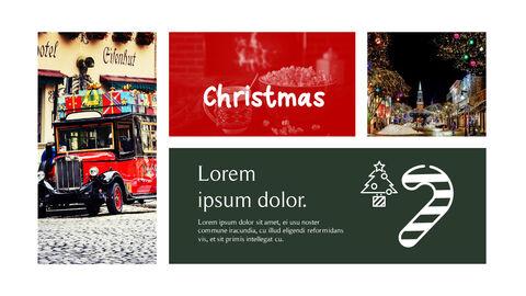 메리 크리스마스 간단한 디자인 템플릿_19