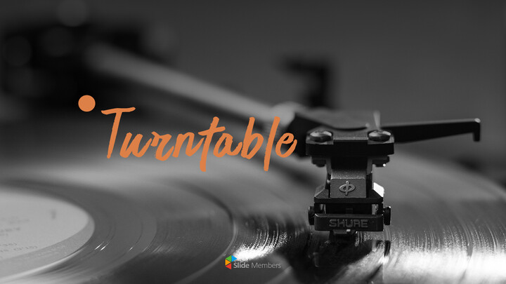 Turntable Business Presentation Examples_01