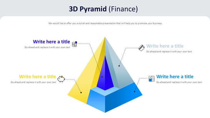 3d Pyramid Diagram (Finance)_01