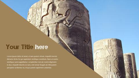 이집트 베스트 PPT 슬라이드_09