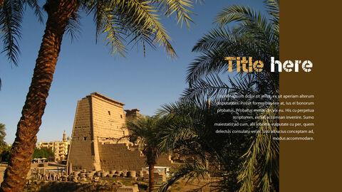 이집트 베스트 PPT 슬라이드_24