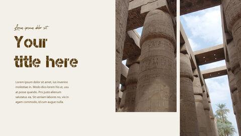 이집트 베스트 PPT 슬라이드_27