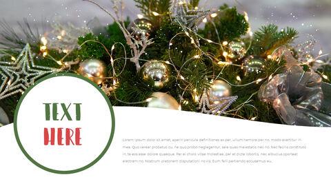 행복한 크리스마스 피피티 템플릿 디자인_10