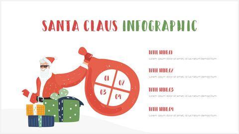 행복한 크리스마스 피피티 템플릿 디자인_25
