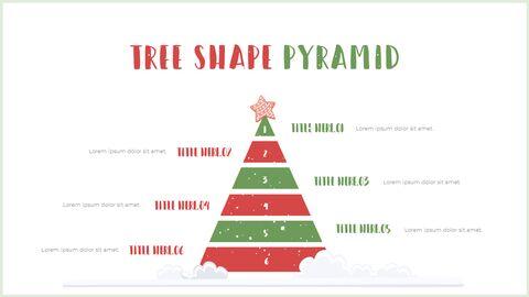 행복한 크리스마스 피피티 템플릿 디자인_26