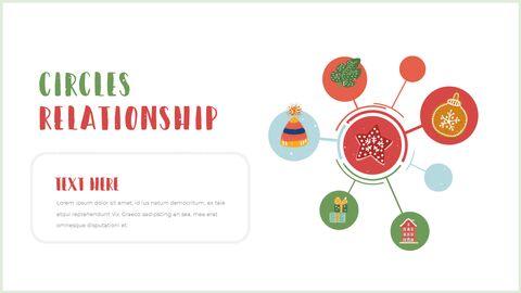 행복한 크리스마스 피피티 템플릿 디자인_28