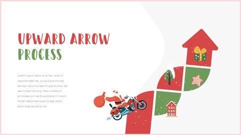 행복한 크리스마스 피피티 템플릿 디자인_31