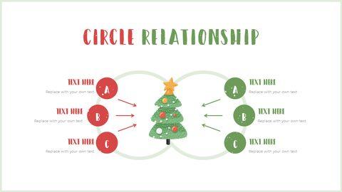 행복한 크리스마스 피피티 템플릿 디자인_36