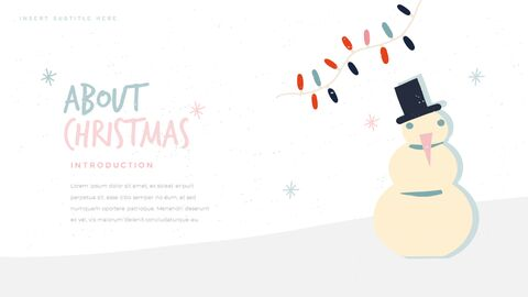 Merry Christmas Best PowerPoint Presentations_03