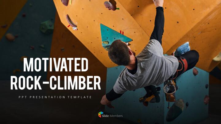 Motivated rock-climber PPT Slides_01