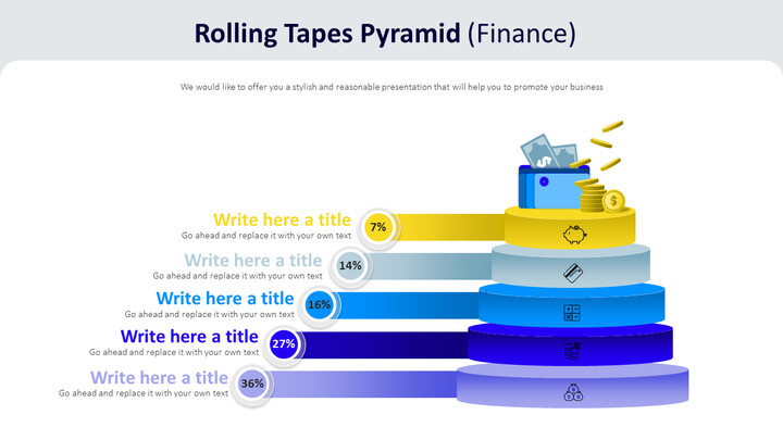 Rolling Tapes Pyramid Diagram (Finance)_01