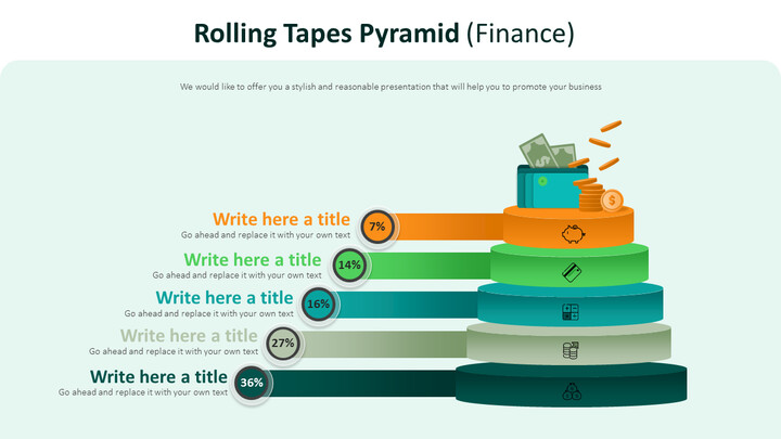 Rolling Tapes Pyramid Diagram (Finance)_02