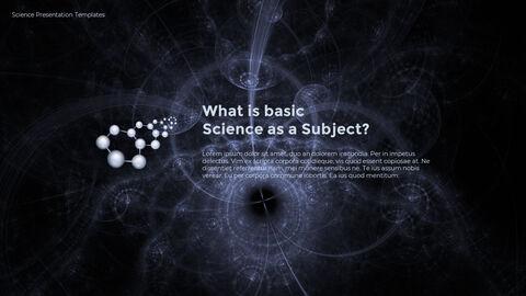 과학 비즈니스 프레젠테이션 템플릿_16