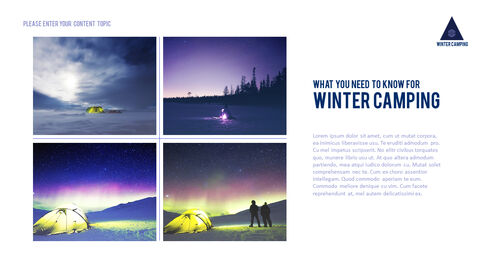 Winter Camping PowerPoint Layout_02