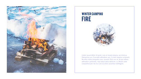 Winter Camping PowerPoint Layout_04