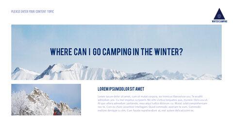 겨울 캠핑 파워포인트 레이아웃_07