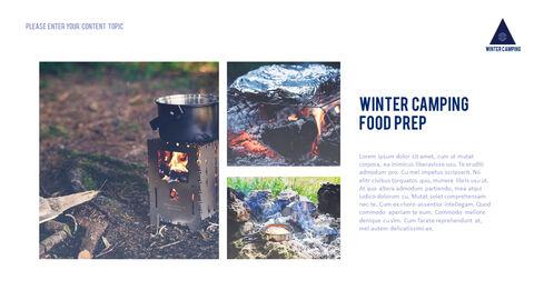 겨울 캠핑 파워포인트 레이아웃_16
