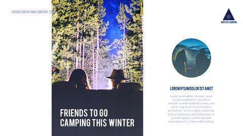 겨울 캠핑 파워포인트 레이아웃_18
