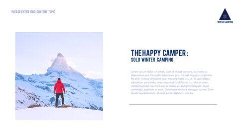 겨울 캠핑 파워포인트 레이아웃_26