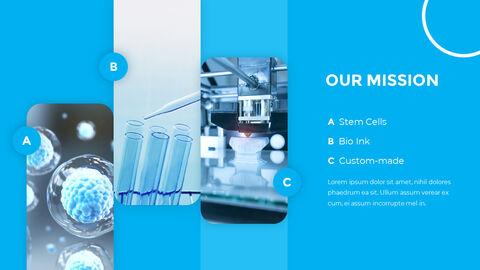 3D Bioprinting Modern PPT Templates_03