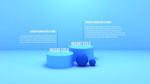3D Render Composition Business plan PPT_02