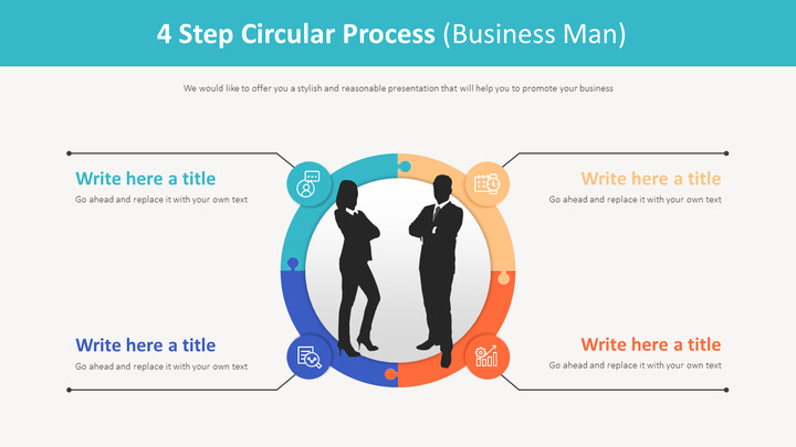 4 Step Circular Process Diagram (Business Man)_01