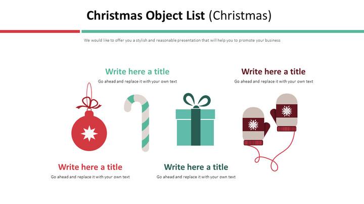 Christmas Object List Diagram (Christmas)_01
