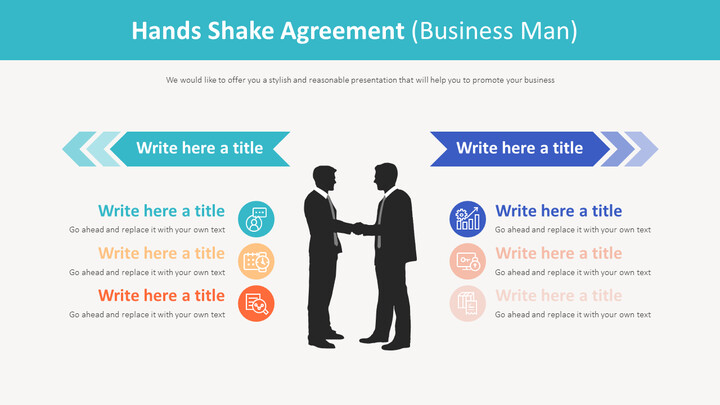 Hands Shake Agreement Diagram (Business Man)_01