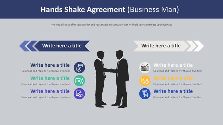 Hands Shake Agreement Diagram (Business Man)_02