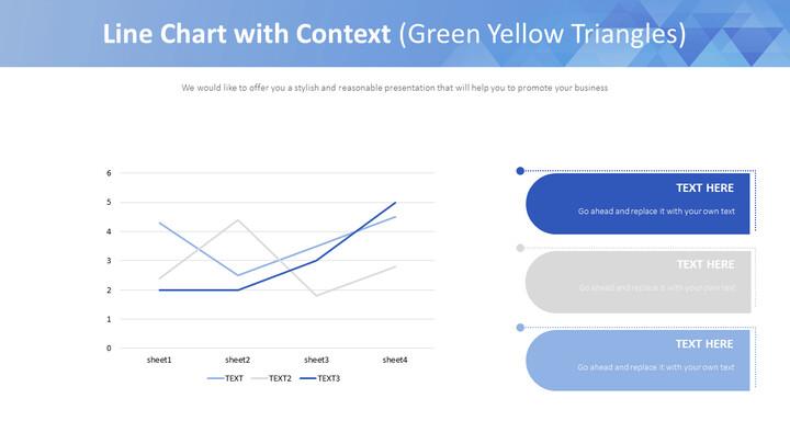 컨텍스트가있는 꺾은 선형 차트 (녹색 노란색 삼각형)_02